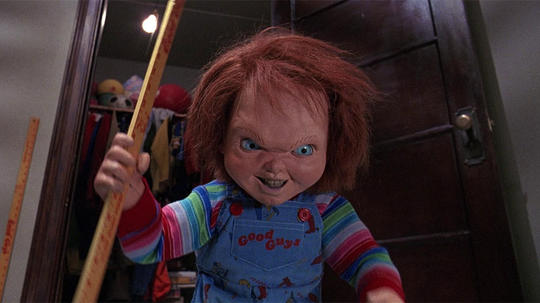 Si Boneka Pembunuh Chucky Kembali Melalui Reboot Child's Play