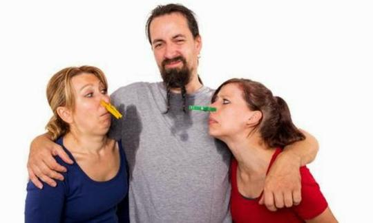 Bau-bau Sedap Enak Buat Ane Tapi Jorok Buat Orang Lain