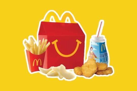 10 menu klasik McDonald's yang paling terkenal (laku)