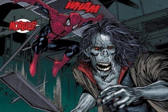 Morbius >> 7 Fakta Morbius The Living Vampire Dalam Film Spin Off