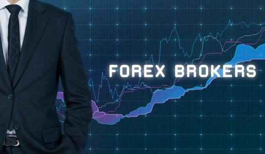 3 Broker Forex Terbaik - Paling Direkondasikan