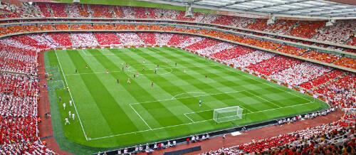 Nih, 8 Klub Eropa yang Penonton di Stadion Paling Banyak