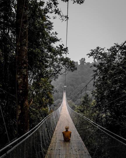 Dekat Dari Jakarta Ini 5 Tempat Wisata Instagramable Kece