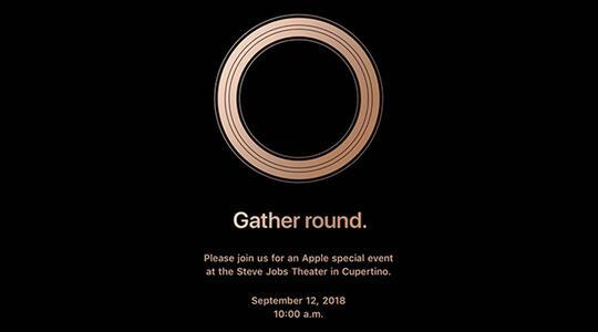 Ini dia produk terbaru dari Apple, setelah di umukan pada acara besar kemarin