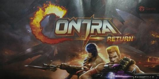 Contra Sang Game Lawas Is Back!!!