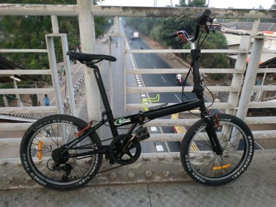 Yang Makai Sepeda Lipat Seli Element Ngumpul Disini Page 25 Kaskus