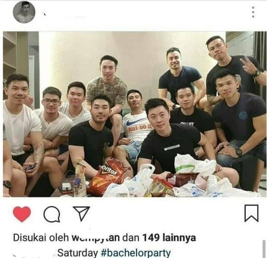 23 Gay kelompok North Face ditangkap saat pesta narkoba di Jakarta Utara