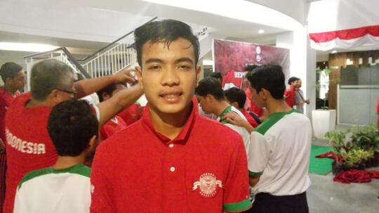 Para Penggawa Timnas U-16 yang Oke Usai Ganti Posisi