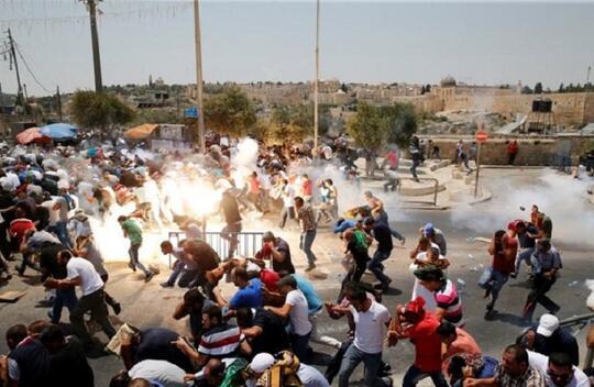 Bentrokan Palestina dan Israel Telan Tiga Nyawa