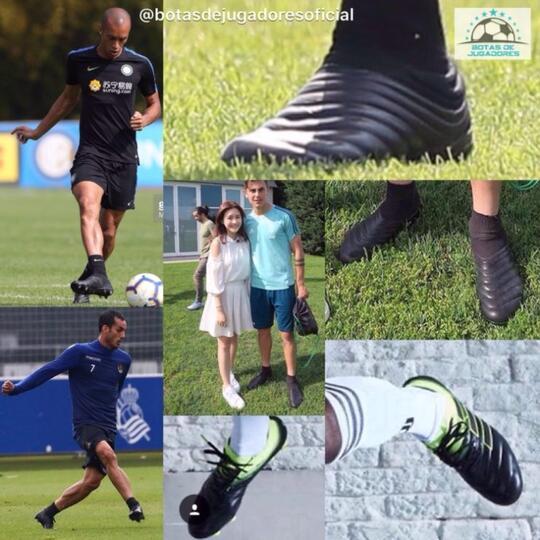 Adidas Copa 19 Sepatu Bola Prototipe Yang Tawarkan Kenyamanan