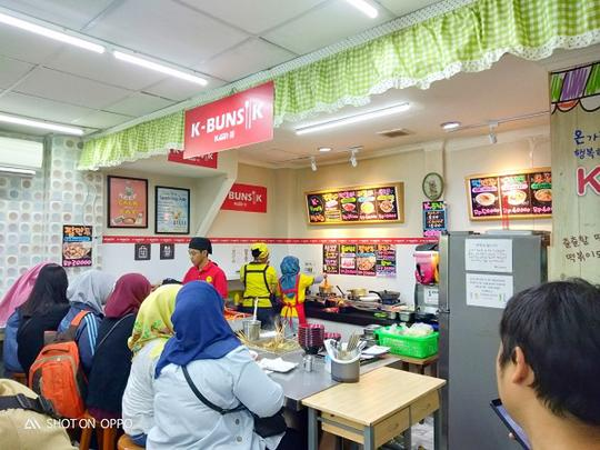 Nyobain Jajanan Korea ke K-Mart