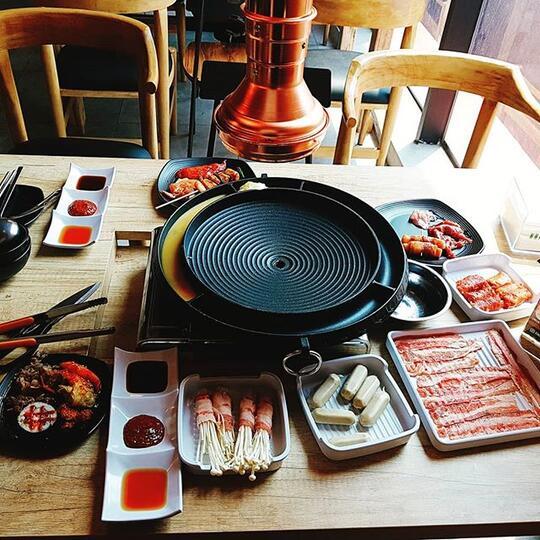 5 Restoran All You Can Eat Enak di Bawah Rp 200 Ribu di