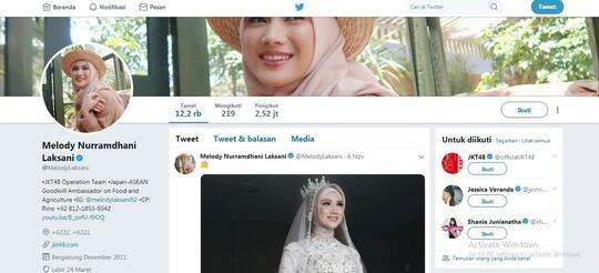Mengapa Ucapan Suami Melody di Pelaminan Bikin Hati Fans JKT48 Tersayat Perih?