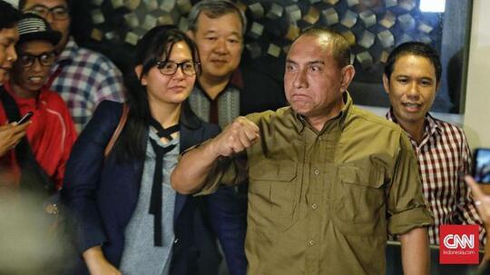Edy Rahmayadi: Saya Tak Mau Mundur dari PSSI