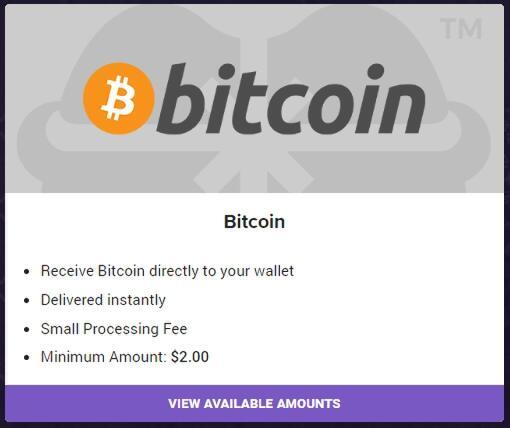 Balasan dari Daily $2 Bitcoin/BitSkins/Steam Wallet LEGIT