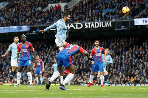 Data-Fakta Usai Manchester City Takluk dari Crystal Palace