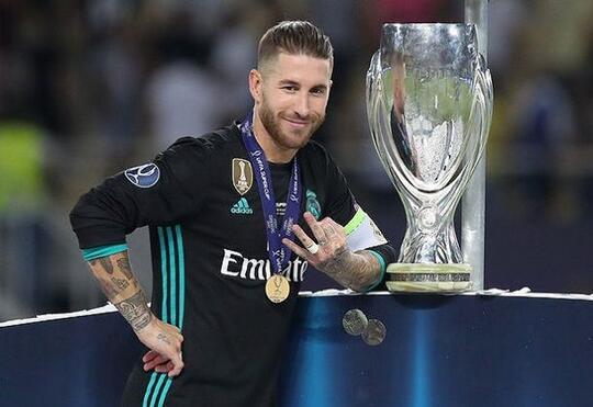 Gol-Gol Sergio Ramos di Laga-Laga Final Real Madrid
