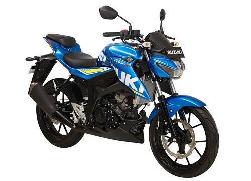 ALASAN MEMBELI MOTOR SUZUKI GSX S 150
