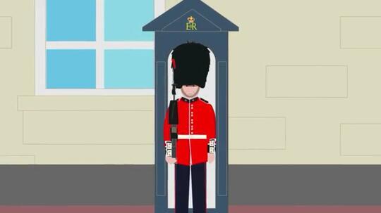 Ini Dia Alasan Seragam Pasukan Inggris Berwarna Merah