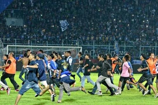 5 Hal Yang Akan Terjadi Jika Liga Indonesia Masuk PES, Bikin Ngakak Gan