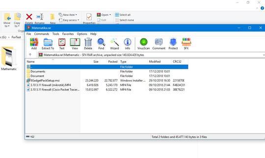 Cara menyembunyikan File - File Pribadi ke dalam gambar