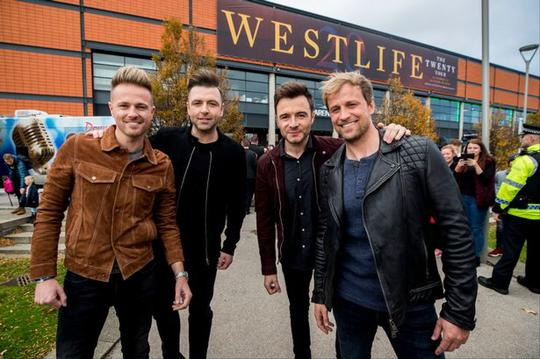 Westlife Merilis Single Terbaru, Hello My Love Setelah Delapan Tahun