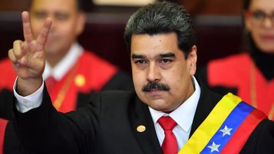 Maduro Jadi Presiden Venezuela Lagi, Negara Tetangga Putus Hubungan Diplomatik