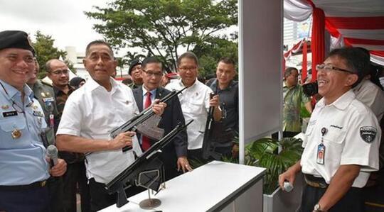 5 Senjata Buatan Indonesia yang Sudah Mendunia
