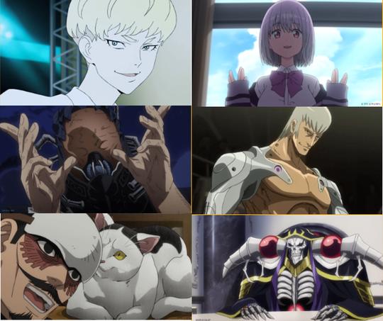 Voting Crunchyroll Anime Awards 2018 telah Dibuka. Tengok Nominasinya!