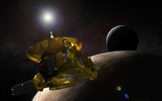 """Sukses NASA Menemukan """"Tetangga"""" Pluto di Titik Terjauh Tata Surya"""
