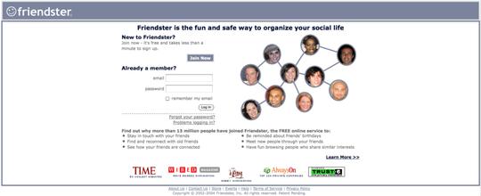 3 Alasan Friendster Jauh Lebih Keren dari Semua Jejaring Sosial yang Ada!