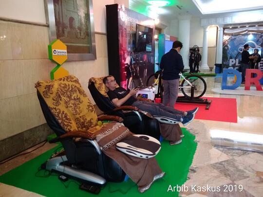 5 Hal menarik dari seputar kursi pijat berjuta manfaat