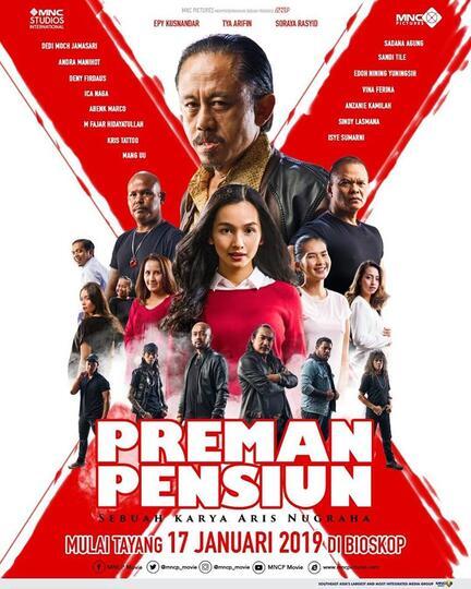 Pemain Film Preman Pensiun Ini Kehabisan Tiket Nonton, Diprotes Keluarga Gan!
