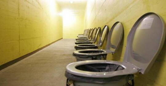 Bos Microsoft Membuat Toilet Berteknologi Cacing Sebagai Ganti Air