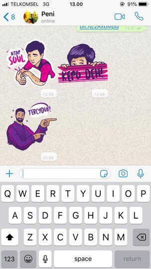 4 Cara Membuat Stiker Keren WhatsApp dengan Mudah