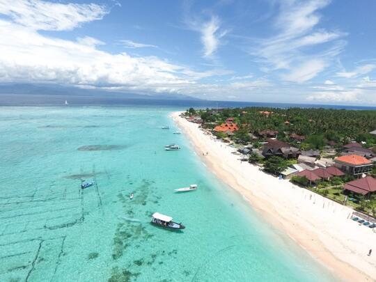 Destinasi Wisata Nusa Lembongan, Bali