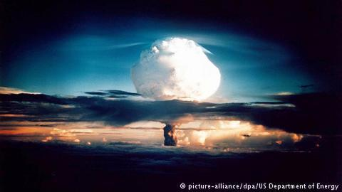 Bukan Untuk Perang, Senjata Nuklir Rencananya Akan Digunakan Untuk Selamatkan Bumi