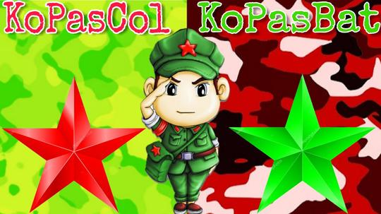 {SPENDER} KoPasCol & KoPasBat - Part 2