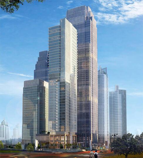 12 Gedung Tertinggi Di Indonesia Sampai 2020 Gedung Tertinggi Asia Juga Kalah Kaskus