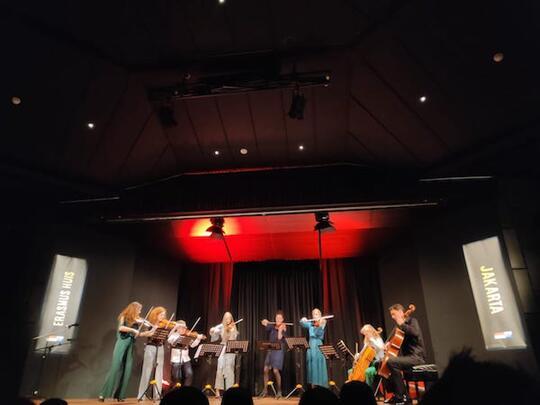 Pengalaman Pertama Ane Datang ke Konser Musik Klasik Asal Belanda