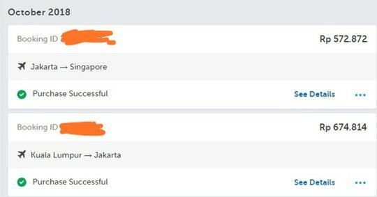 Travelling ke Singapore dan Malaysia cuma dua jutaan...