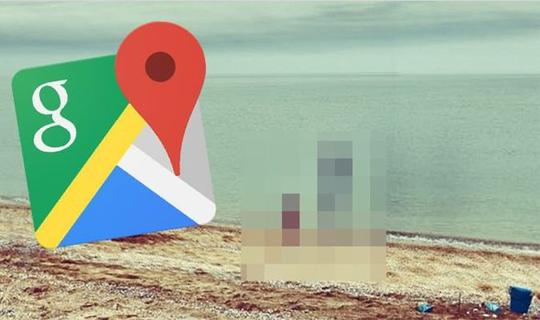 """FOTO Penampakan Sosok """"HANTU"""" Di Pantai Yang Sepi Ini Mendadak VIRAL!?"""