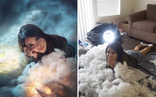 Jangan Percaya, Begini Sebenarnya Cara Foto-Foto Keren Instagram Dibuat Gan