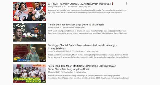 Youtube Butuh Kreator Konten,Bukan Kreator Adsense [Thread Opini]