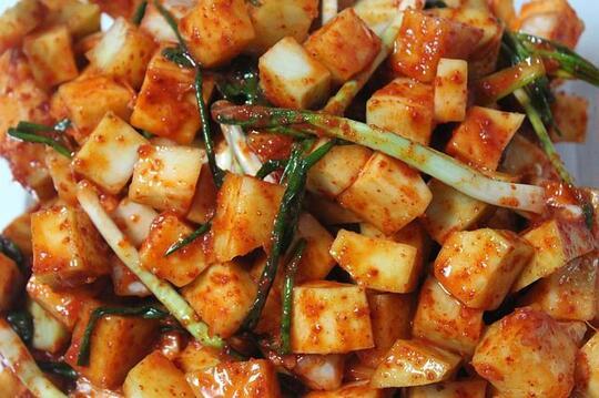 10 Kimchi Terbaik Khas Korea, Gansis Pernah Nyoba