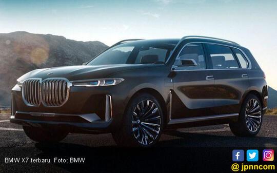 BMW X7 Dipastikan Bakal Mengaspal ke Indonesia, Kapan?