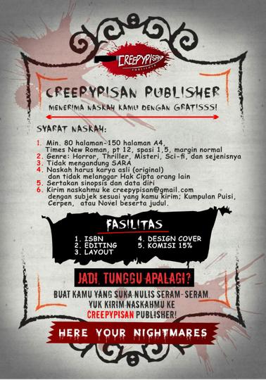 Creepypisan Publisher