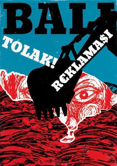 Panggil Jokowi dengan Sebutan Bro, Jerinx Minta Reklamasi Teluk Benoa Dibatalkan