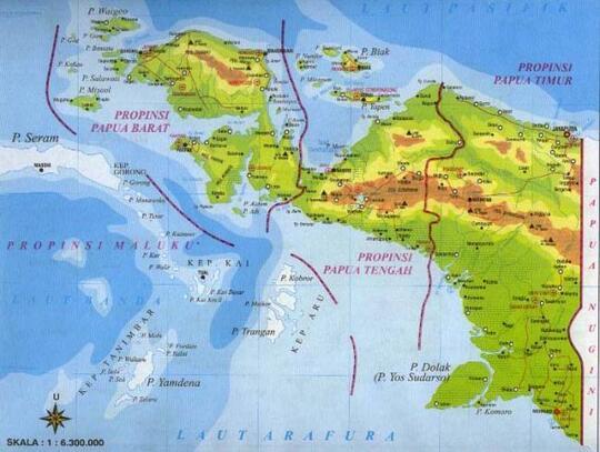 Anak Muda Papua Ini Bikin Bangga Indonesia Lewat American Football