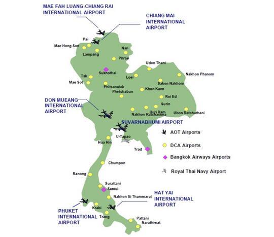 Sekarang Nggak Boleh Lagi Merokok di 6 Bandara Internasional Thailand